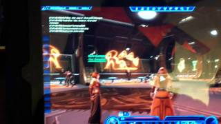 Streaming SWTOR to iPad