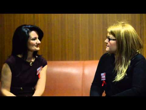An interview with Joanna Malefaki (35th TESOL Greece Annual International Convention)