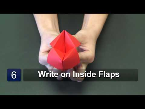 Paper Folding Game How to Fold an Origami Paper