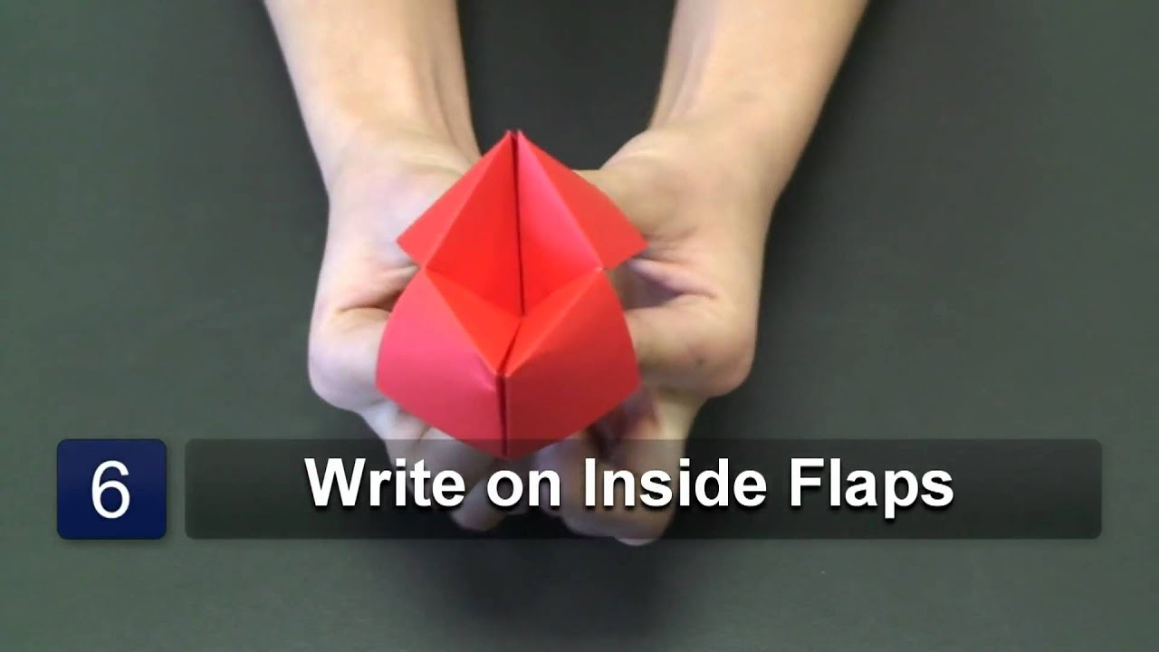 Paper Folding For Kids Fold an Origami Paper Game