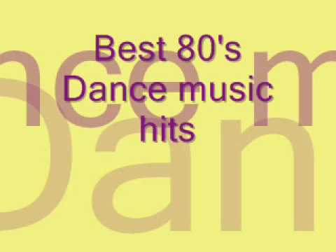 Best 80's Dance Music Hits Part 9 Music Videos