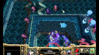 Warcraft 3 Frozen Throne - Undead Campaign Speedrun By Jury Rosenkilde Part 09