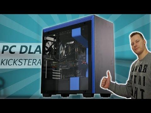 Złożyłem Komputer Dla KicksterTV! | TEST