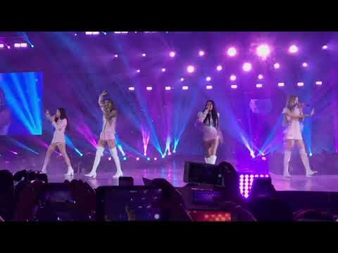 BLACKPINK TOUR JAKARTA ( IN YOUR AREA ) - WHISTLE