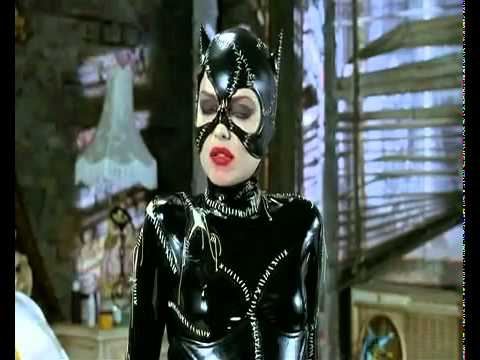 Catwoman licks, extrait de Batman, le défi (1991)