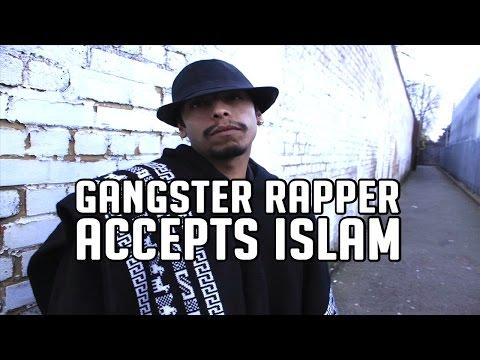 South American Gangster Rapper Indio Lyrico Accepts ISLAM