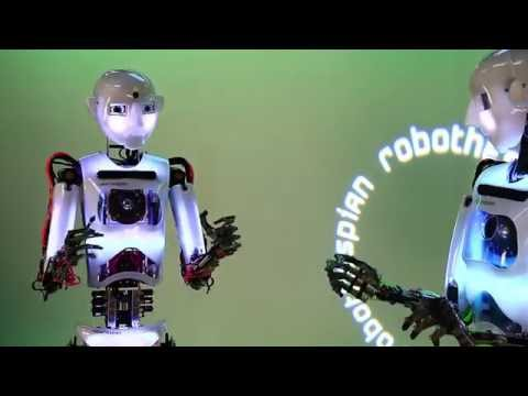 RoboThespian - Lord of the Rings