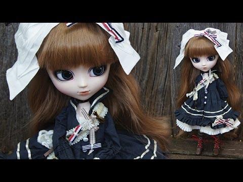 Pullip Dolls Pullip Doll Merl Unboxing