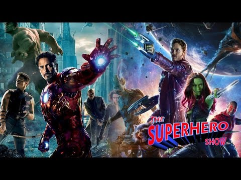 Is Guardians of the Galaxy Better than The Avengers? – The Superhero Show