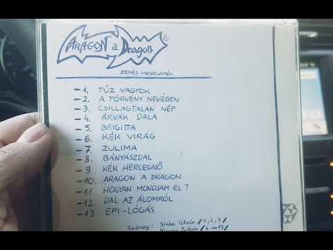 ARAGON A DRAGON : HOGYAN MONDJAM EL? (Zene: Kincses László; Szöveg: Kincses Zoltán) 1999.