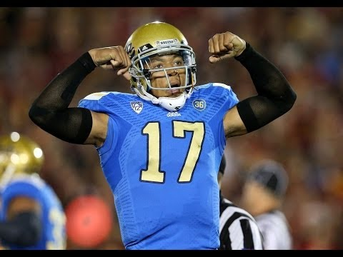 Brett Hundley UCLA 2012 Highlights