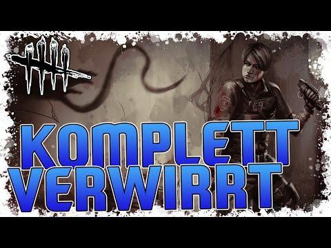 Keine Ahnung was hier abgeht... - Dead by Daylight Gameplay Deutsch German