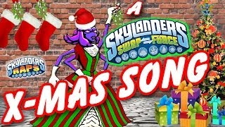 A Swap Force Christmas Song (Skylanders Raps) w/ Give Away - Wish You A Swapping X-Mas