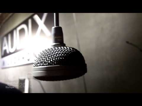 ISE 2015: Audix Highlights M3 Ceiling Microphone