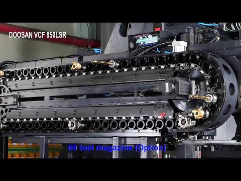 DOOSAN VCF 850-5AX