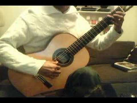 Close To You - Solo Acoustic Classical Guitar