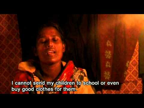 A Slum Life- Part 1- DOCUMENTARY about Bangladeshi Slums