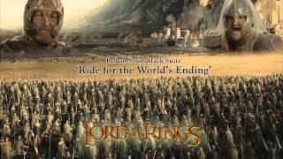 Lotr Rohan Rohirrim Soundtrack Suite