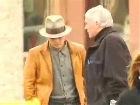 Johnny Depp John Dillinger Mugshot. tell Billie for me bye bye blackbird - Johnny Depp as John Dillinger