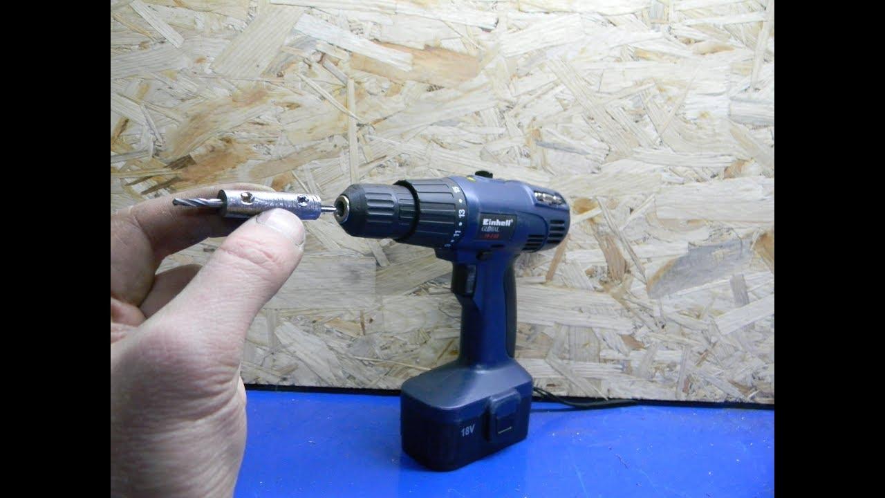 Как сделать своими руками насадки на дрель 27