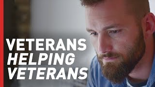 Helping Veterans Heal Through Therapy   Freethink Stand Together