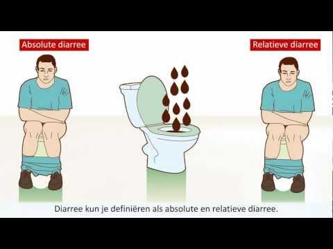 wat werkt tegen diarree