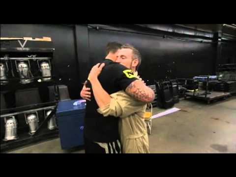Tough Enough Deleted Scene: CM Punk & Matt Capiccioni (Matt Cross) Music Videos