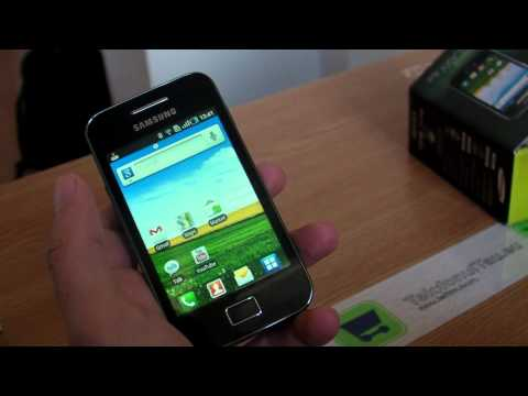 Samsung Galaxy Ace S5830 review HD ( in Romana ) - www.TelefonulTau.eu -