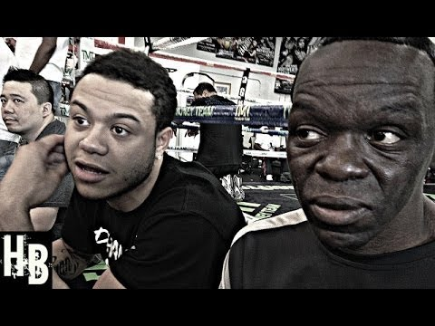 Talking Amir Khan vs. Luis Collazo with Jeff Mayweather and Kevin Newman
