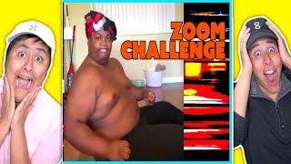 Zoom Challenge! Try Not To Laugh