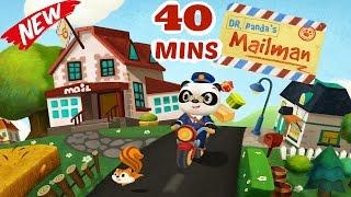 Dr Panda Mailman   Educational iPad app for Kids   Dr.Panda   Full Game Play over 40 Minutes