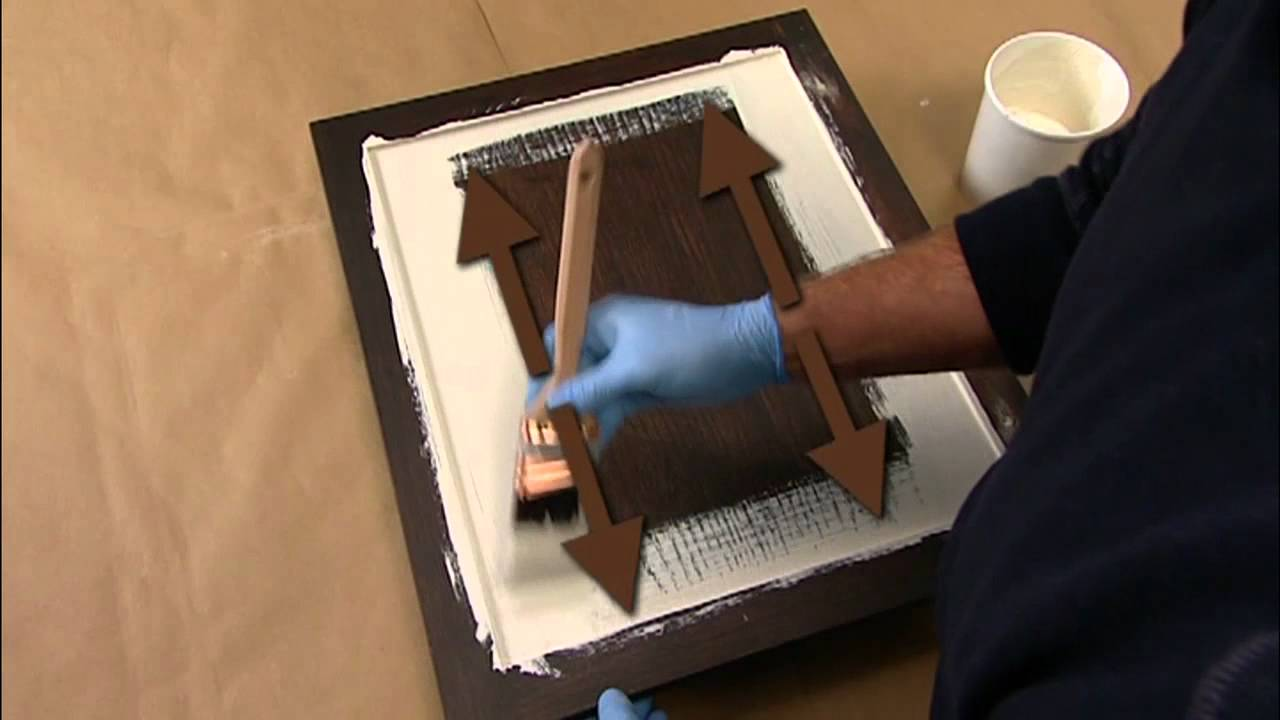 Rust-Oleum Cabinet Transformations How-To Video - YouTube