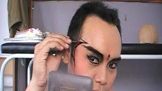 Tips Tutorial MAKE UP Tari Jawa Halus - Learning Javanese Dance Make Up [HD]