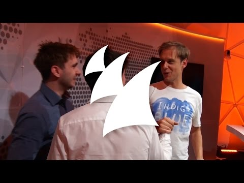 Armada Music gives Armin fan a once in a lifetime experience!