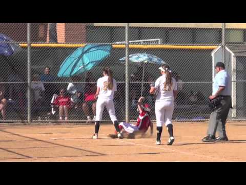 High School Softball: Lakewood vs. Long Beach Millikan
