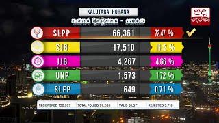 Polling Division - Horana
