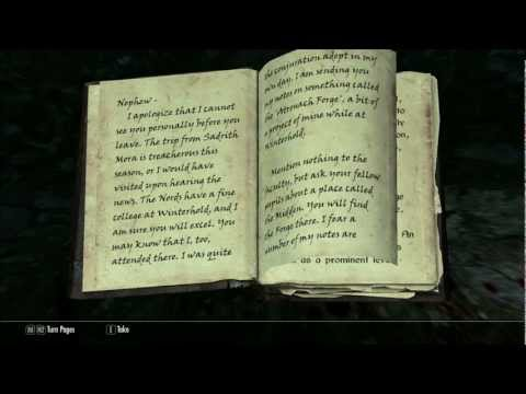 Let's Read Atronach Forge Manual (Let's Read The Books of Skyrim. Book 196)