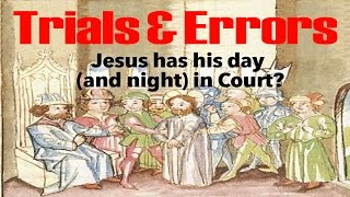 Video: Jesus had his day in Court before Pilate, or did he? - Ken Humphreys