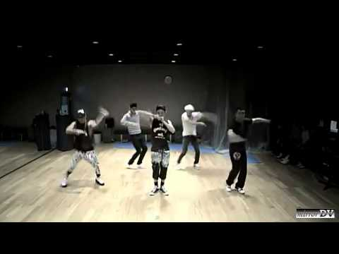 Bigbang - Monster (dance Practice) Mirrordv video