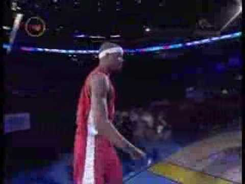 Josh Smith 2005 NBA Slam Dunk Contest Video