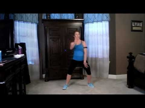 30 minute kickboxing workout by Adrienne White Image 1