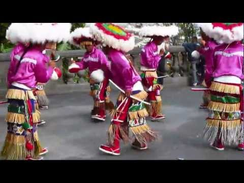 Matachines en La Villa [HD]