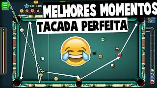 8 Ball Pool - TACADA LENDÁRIA - MELHORES MOMENTOS #2