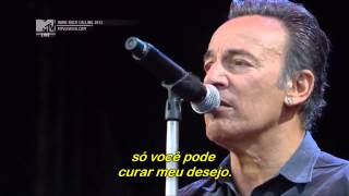 Bruce Springsteen - I'm on Fire - Legendado (2013)