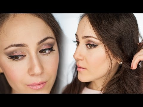 Make-up Tutorial naked3 by Hatice Schmidt klip izle