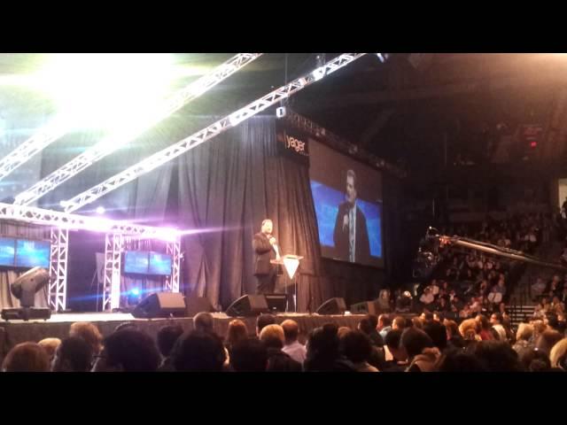 Jim Stovall #1 - Yager Free Enterprise 2012