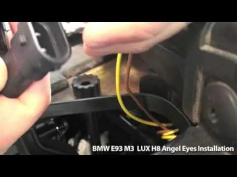 Angel Eyes H8 BMW e92 e93