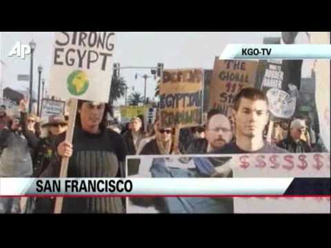 Occupy Protesters Defy Eviction Order in Oregon
