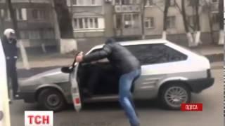 В Одесі знімають кіно-приманку для російських ЗМІ - (видео)