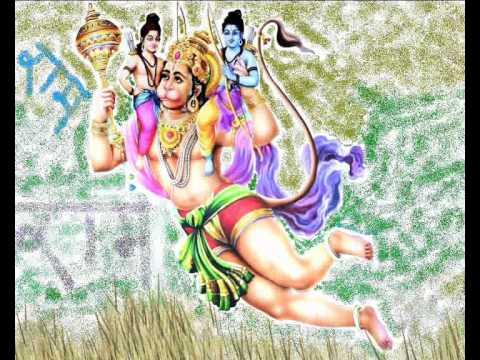 New Hanuman Bhajan ( Anjani Sut Ambar Par Dekhe ) (very Lovely) video